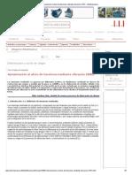 Aproximación Al Alivio de Tensiones Mediante Vibración (VSR) - Metalmecánica