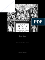 Holy Bible KJV OT NT A4L 4COL 11pt 1ls WB