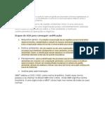 Trabalho ISO 14001