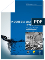 WATER Indonesia Water Investment Roadmap 2011 2014