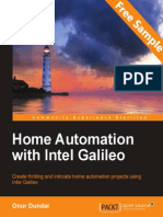Home Automation with Intel Galileo - Sample Chapter