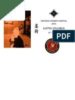 Defendo Combatives Jujitsu System Complete Syllabus