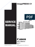 canon imagepress c1 general timing chart