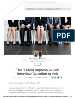 The 1 Most Impressive Job Interview Question to Ask _ Dave Kerpen _ LinkedIn