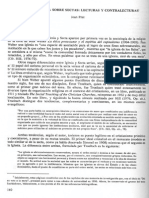 Joan Prat - Una Bibliografía Sobre Sectas. Lecturas y Contralecturas