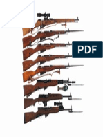 Rifles Weapons