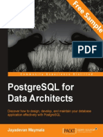 PostgreSQL for Data Architects - Sample Chapter