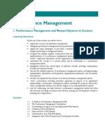 Project - Performance Management