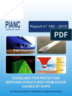 MarCoGuidelines for protecting berthing structures from scour caused by shipsm Report 180 - January 2015 Issue - Guidelines for Protecting Berthing Structures From Scour Caused by Ships