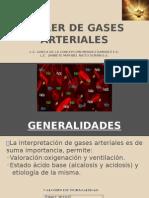 Taller de Gases Arteriales