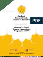 CBDP Annual Report 08-09