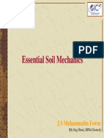 Essential Soil Mechanic - GIC