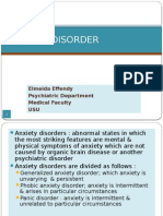 K16 - Anxiety Disorders