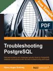 Troubleshooting PostgreSQL - Sample Chapter