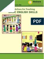 Set 2 - Teachers Manual