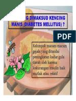 Power Point Dietdiabetesmelitus