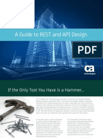 A Guide to REST and API Design