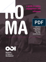 ROMA-A Guide to Policy Management and Influence