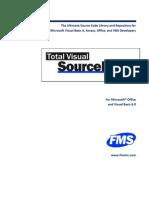 Total Visual Sourcebook Manual