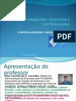 Gestão Financeira Auditoria e Controladoria
