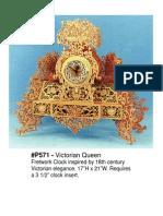 DP571 Victorian Queen