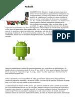 Aplicaciones Para Android