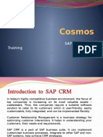 SAP CRM Training