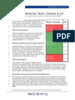 Disinfection Team Chlorine Ph Factsheet