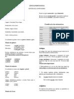 Apostila Pré-Ifes Língua Portuguesa Keila