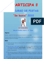 Azul Bases Concurso de Pistas 2010