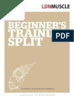 LDNM Beginners Guide 2014