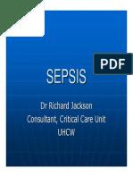 Sepsis Handout