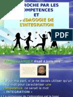 La Pedagogie de l'intégration