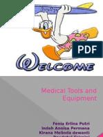 Medicaaaal Tools and Equipment