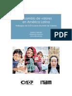 El cambio de valores en América Latina