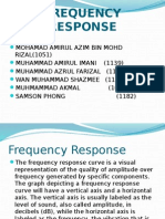 Frequency Response 3