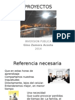 Proyectos Base 2014