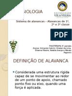 Cinesiologia Alavancas