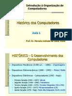 Aula 1 - Historico Dos Computadores