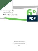 Ciencias Naturales 6Básico Matriz de evalaución.pdf