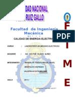 Calidad-De-Energia Laboratorio de Medidas Electricas- Oliden