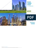 Belgian Economic Mission to Qatar and the United Arab Emirates 2015 Participants Brochure