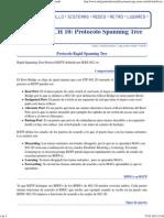 CCNP SWITCH 10_ Protocolo Spanning Tree Avanzado
