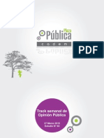 Encuesta Plaza pública CADEM N°63