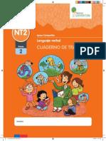 Cuaderno 2 PAC NT2 Lenguaje