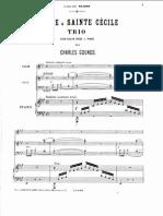 Gounod -Inno a Santa Cecilia