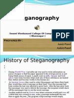 Steganography Final New