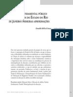 Ensino Fundamental Público Nos Municípios Do Rio