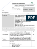 imb direct instruction lesson plan template social studies