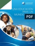 Metodologia Bachillerato Internacional